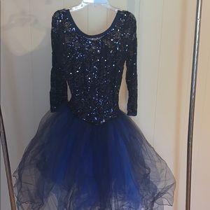 gorgeous sequence dress - ballet